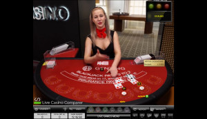 Genting Live Blackjack