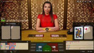 Live Casino Games - Live Baccarat