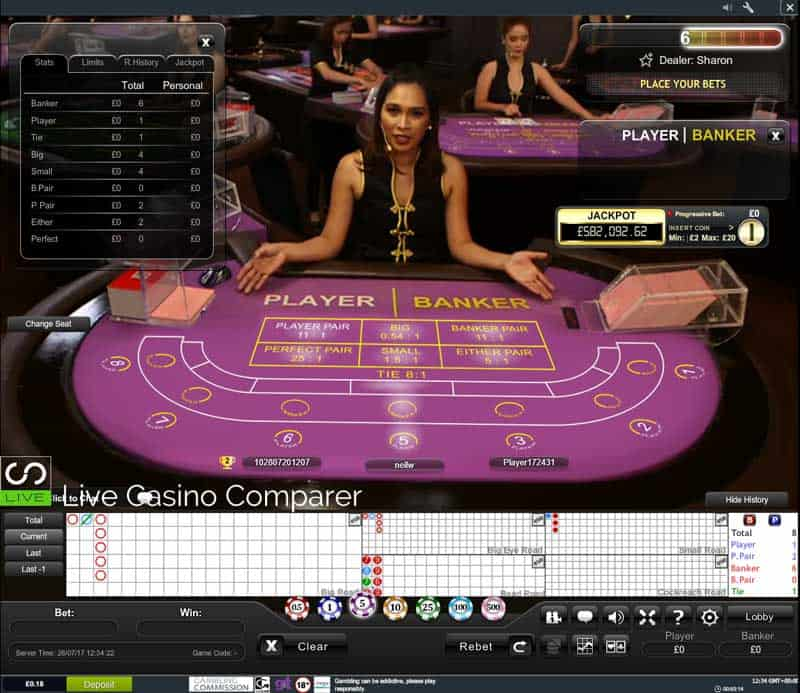 No Commission Baccarat Game Guide – Play Baccarat Online