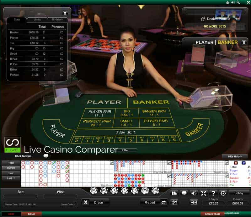 Playtech Baccarat Speed