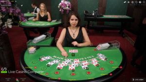 generic Live BlackJack