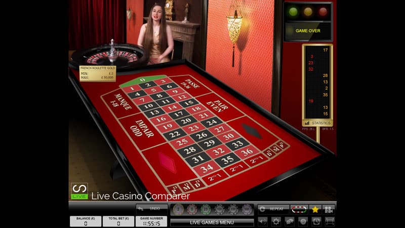 Roulette free online play