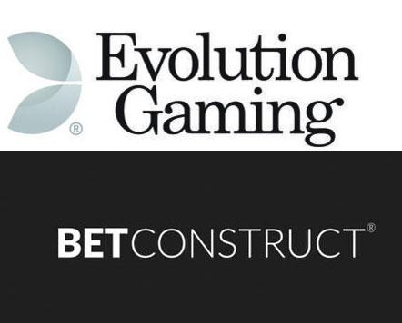 Evolution Betconstruct