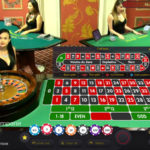 Roulette with Racetrack