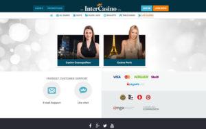 Intercasino Live Casino
