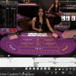 Playtech Crystal Baccarat