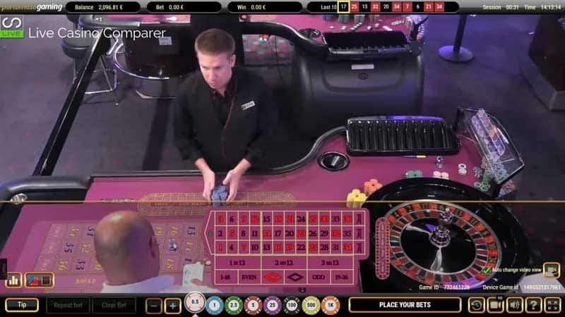 Portomaso Classic Roulette