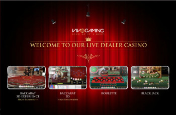 Vivo Gaming live casino