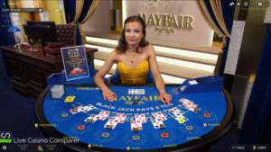 William Hill Dedicated Blackjack