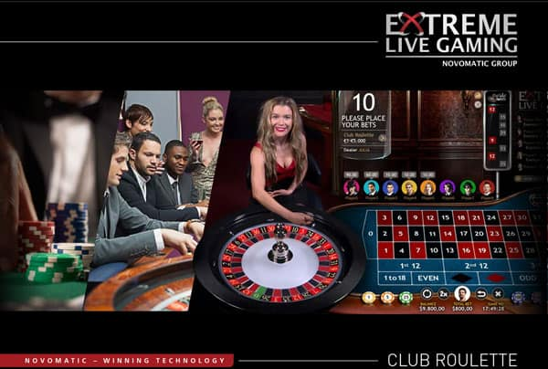 Club Roulette