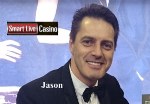 Jason Davies live dealer interview