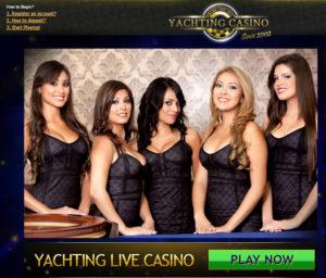yachting casino closes