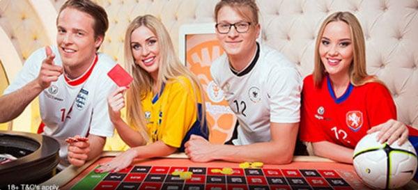 Leo Vegas Euro Promo