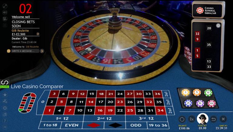 казино рулетка адмирал в