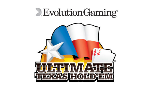 Evolution Live Ultimate Texas Hold'em