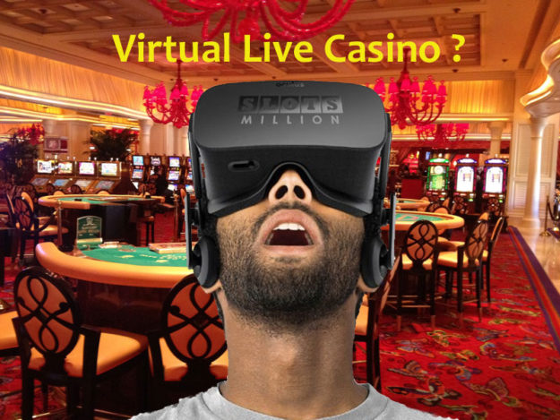 Virtual Reality and the World of Gaming   Casino.com