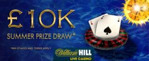 William Hill 10000 prize draw