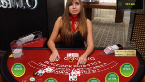 Dana Live Dealer at Genting
