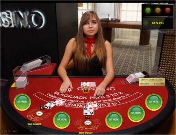 Dana Live Dealer at Genting