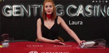Laura live dealer