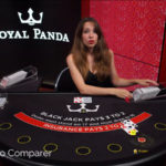 Royal Panda Live Casino Blackjack