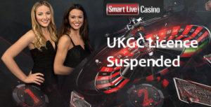 smartlive licence suspended