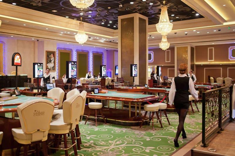 grand casino games area