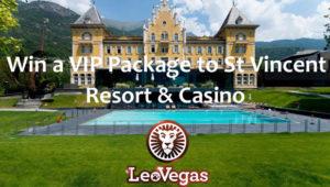 St Vincent Resort