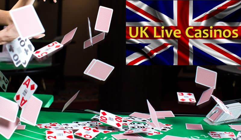 uk live casinos