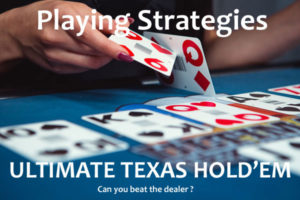 strategy for live ultimate casino holdem