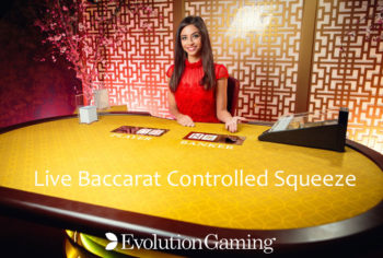 Baccarat Controlled Squeeze