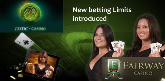Celtic & fairway Casinos