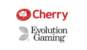 cherry sign with Evolution