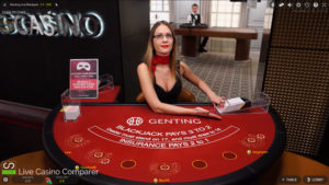 Genting Blackjack