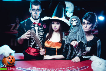 halloween live casinos