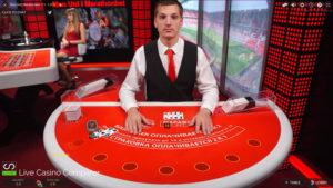 manchester utd live blackjack