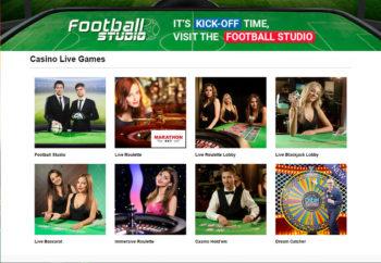marathonbet live casino