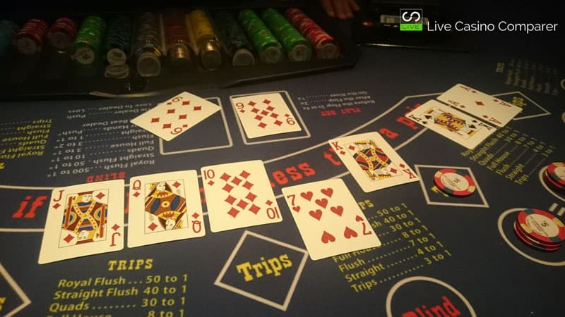 Ultimate Texas Holdem Royal Flush