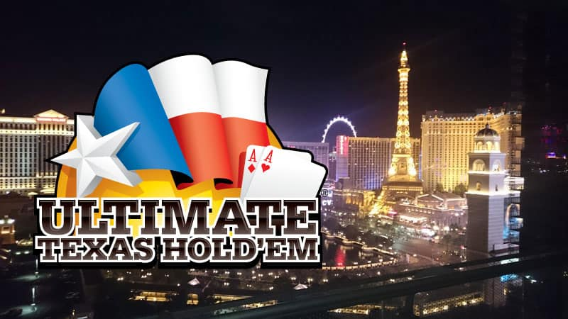 Las vegas Ultimate Texas Holdem