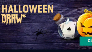 William Hill Halloween prize draw
