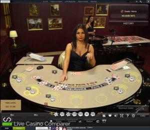 playtech live blackjack -Argo Table