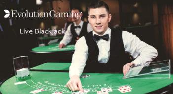 Evolution tweek Blackjack