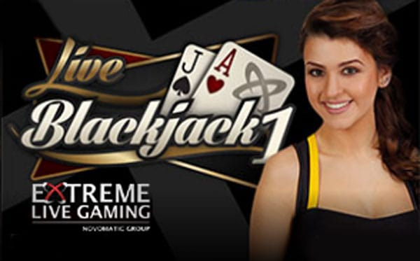extreme live blackjack