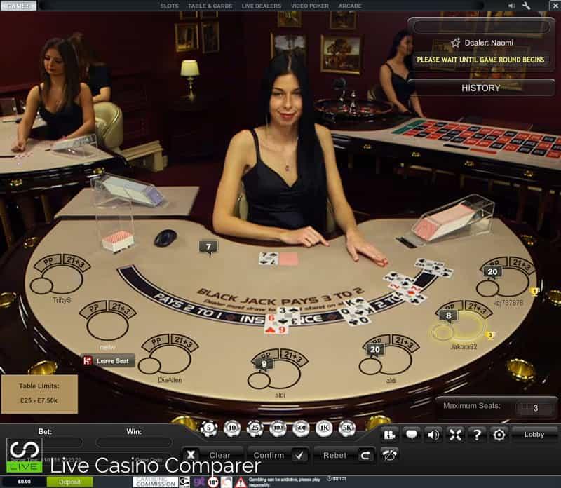 Blackjack forum maryland live