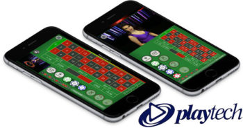 playtech launch new mobile live roulette