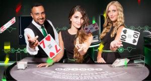 £50 free bonus money at Unibet Live Casino