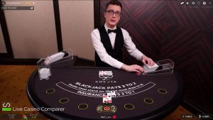 codeta live blackjack