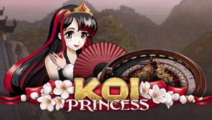 koi princess 100 free spins