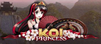 koi princess 100 free spins