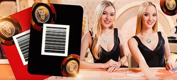 leo vegas live blackjack bonus